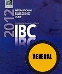 international-building-code-general
